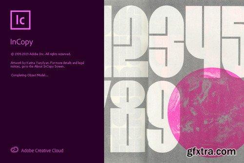 Adobe InCopy 2020 v15.0.2.323 (x64) Multilingual