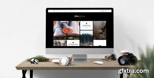 ThemeForest - Killeen v1.0.0 - Portfolio Showcase Drupal Theme - 25181414
