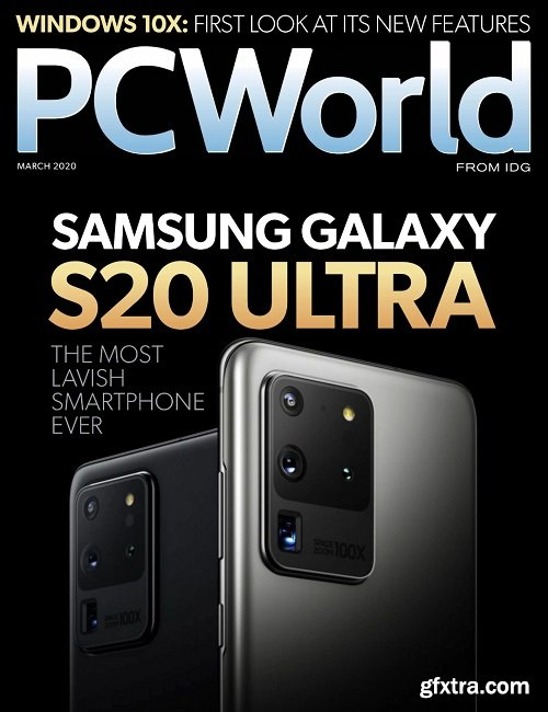 PCWorld - March 2020