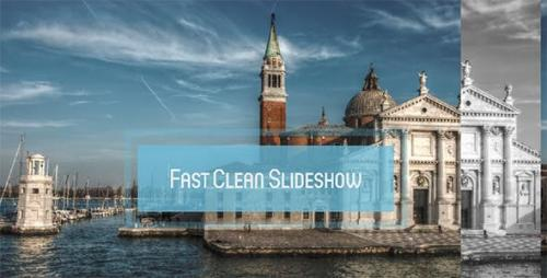 Videohive - Fast Clean Slideshow