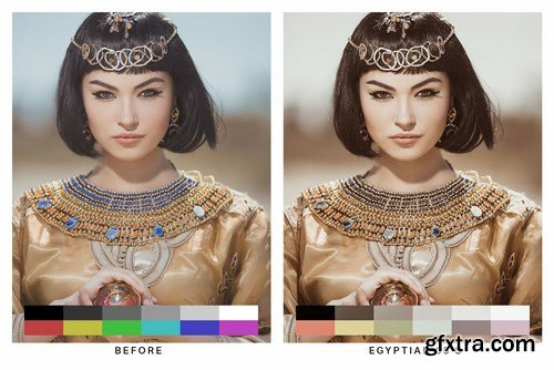 50 Fantasy Lightroom Presets and LUTs
