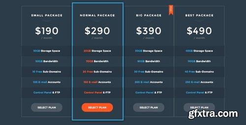 CodeCanyon - Price HTML Template v1.0 - 18550331