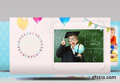 Happy childhood joy EDIUS template