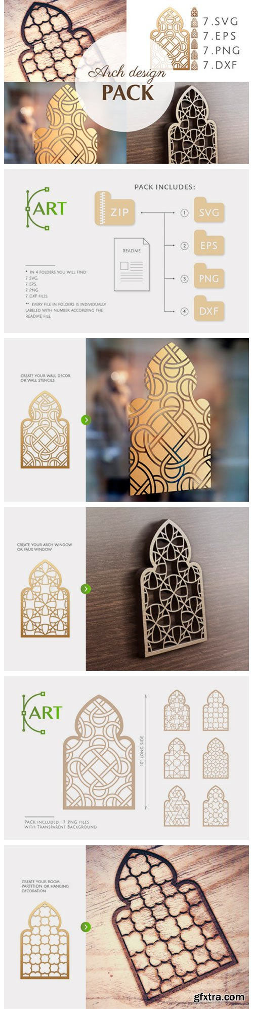 Arch Window Islam Art 3185979