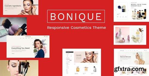 ThemeForest - Bonique v1.0 - Beauty & Cosmetic Prestashop Theme - 25910320