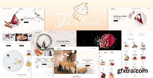 ThemeForest - Tartine v1.0.0 - Cake & Bakery Responsive Shopify Theme - 25842235