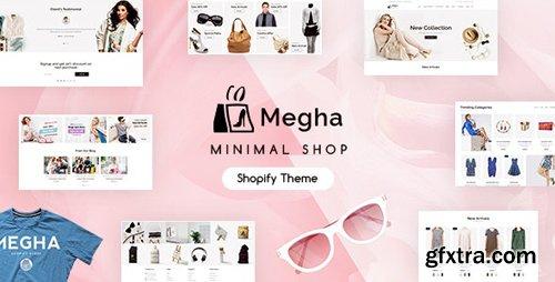 ThemeForest - Megha v1.1 - Minimal Shopify Store - 24544467