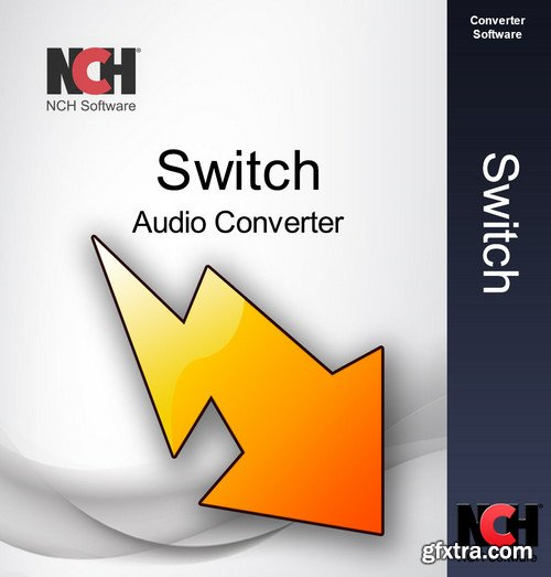 NCH Switch Plus 8.03 Beta