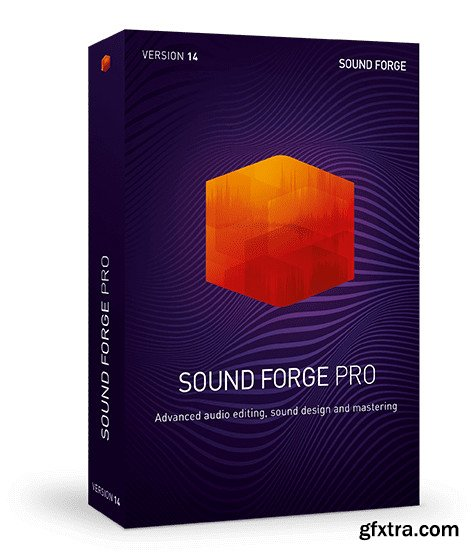 MAGIX SOUND FORGE Pro 14.0.0.130 (x64) Portable