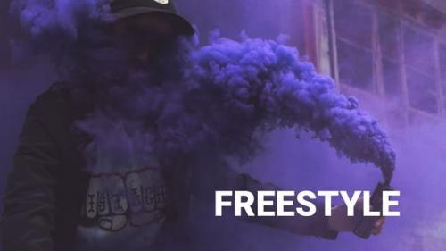 Videohive - Freestyle Slideshow | For Final Cut & Apple Motion
