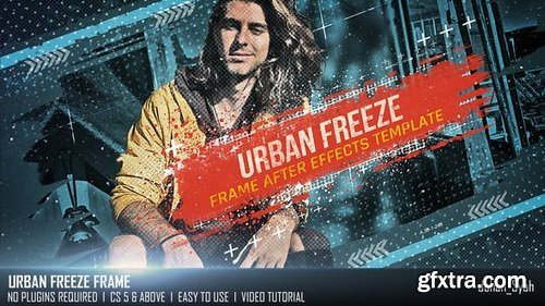Videohive - Urban Freeze Frame - 25933656