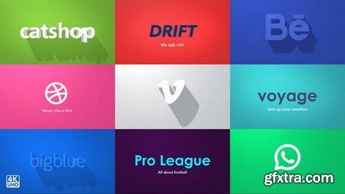 Videohive - Simple 3D Logo - 23542165