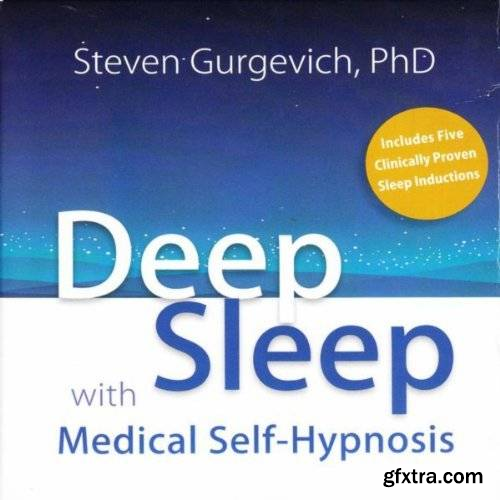 Deep Sleep with Medical Self-Hypnosis (Audiobook)