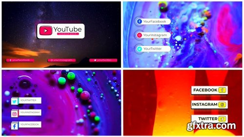 Videohive Creative YouTube Promo Toolkit 25080919