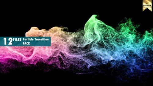 Videohive - Particle Transition