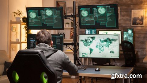 Ethical Hacking & Cyber Security Course : Complete Package (Updated)