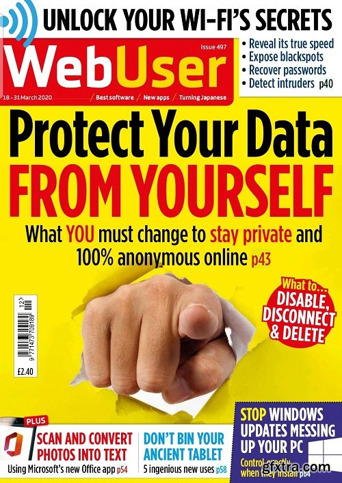 WebUser - Issue 497, 18 March 2020