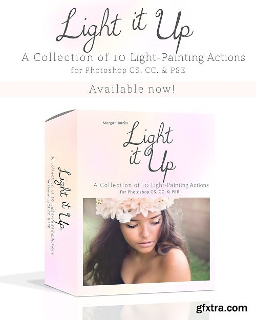 Morgan Burks Light It Up Actions Collection