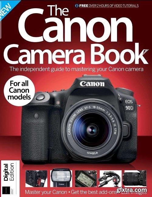 The Canon Camera Book 12th Edition, 2020