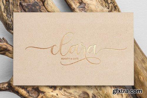 CM - Clara script 4649060