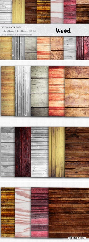 Wood Digital Paper 669096
