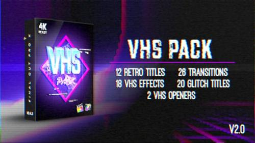 Videohive - VHS Pack
