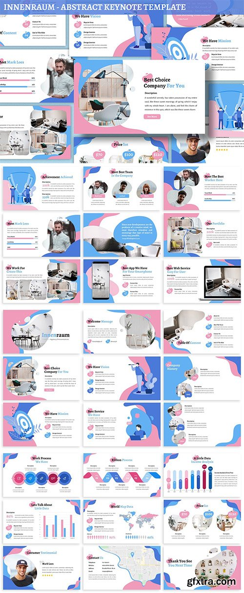 Innenraum - Abstract Keynote Template