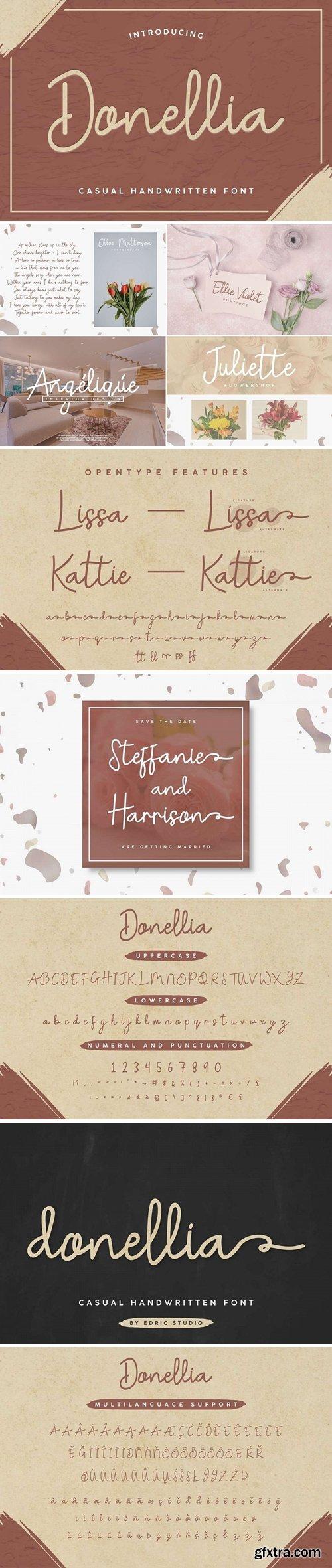 Fontbundles - Donellia 519203