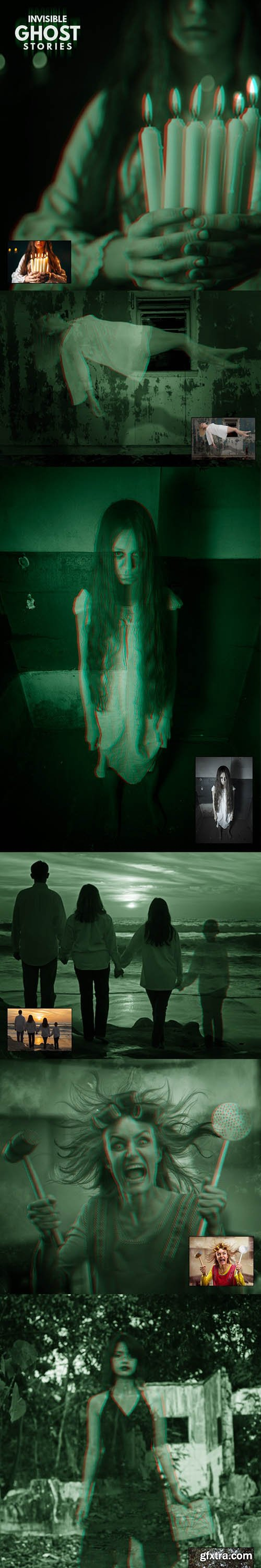 GraphicRiver - Invisible Ghost Stories - Photoshop Action 25771296