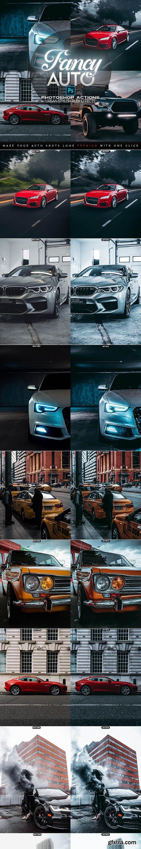 GraphicRiver - Fancy Auto Photoshop Actions 25982276