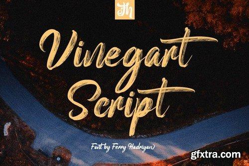 CM - Vinegart - Handwritten Font 4725816