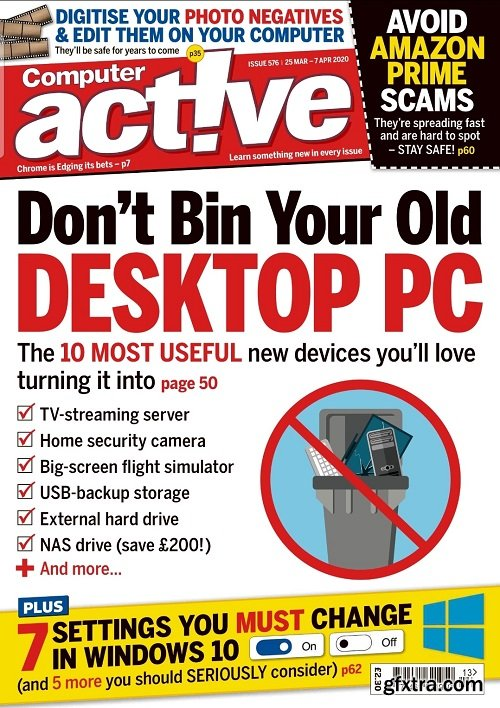 Computeractive - Issue 576, 25 March 2020