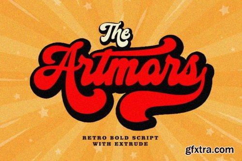 The Artmars Font Family