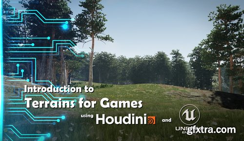 CGCircuit - Intro to Terrains in Houdini and Unreal