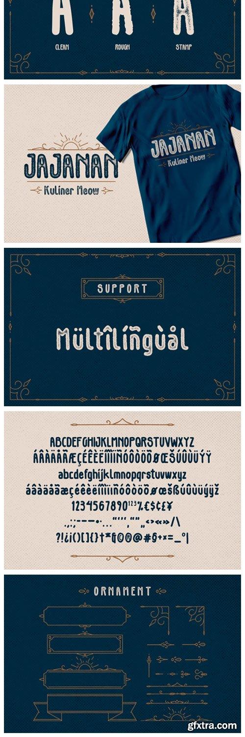 Gillphong Font