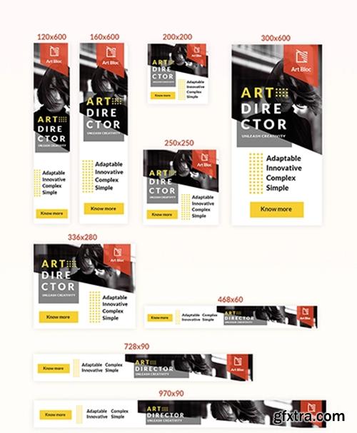 Art-Director-Web-Ad-Banner-Download