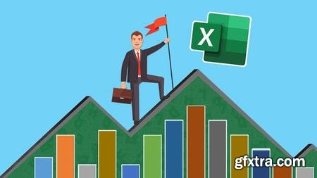 Complete Excel Mastery: Microsoft Excel Beginner to Advanced (Updated)