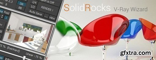 SolidRocks 2.3.1 for 3ds Max 2013 - 2020