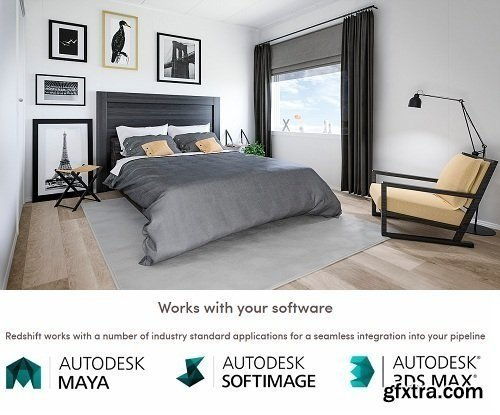 Redshift 2.6.41 for 3ds Max