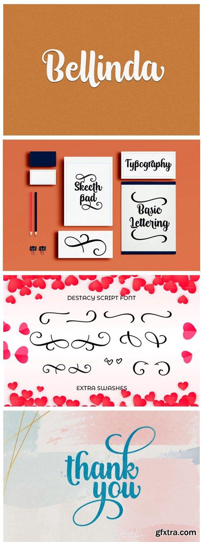 Destacy Font