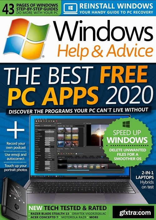 Windows Help & Advice - Issue 173, April 2020