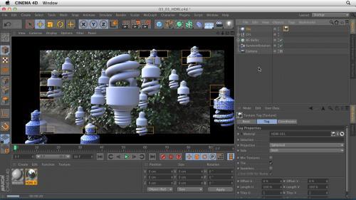 Lynda - Production Rendering Techniques in Cinema 4D - 117889