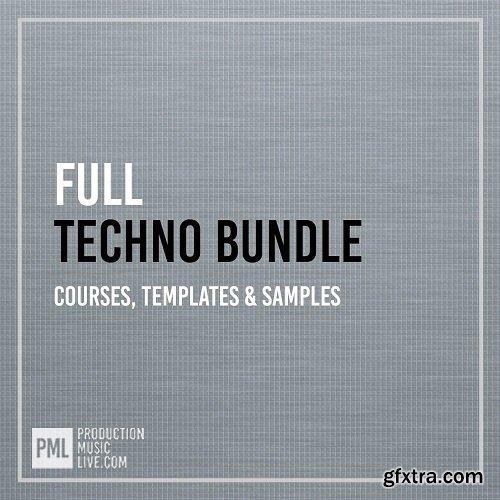 Production Music Live Techno Bundle for Live Complete TUTORiAL-AwZ