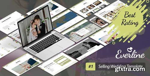ThemeForest - Everline v2.0.0 - Wedding Joomla Template - 10914914
