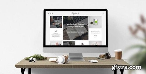 ThemeForest - Ridgewood v1.0.0 - A Clean Creative Drupal Theme with Portfolio - 25161842