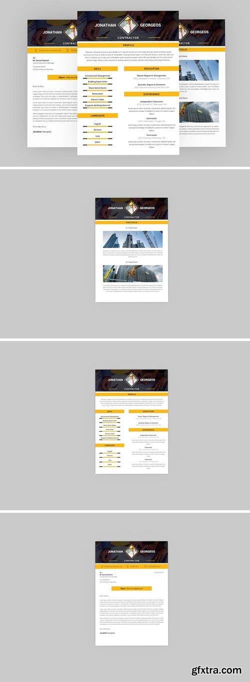 Credit CV Resume Designer