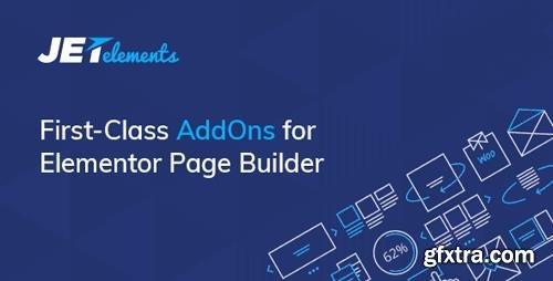 JetElements v2.2.12 - Widgets Addon for Elementor Page Builder