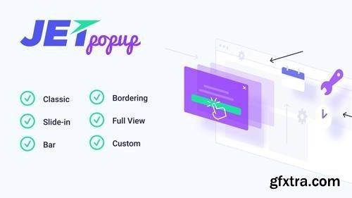 JetPopup v1.3.1 - Popup Addon for Elementor