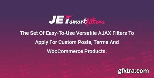 JetSmartFilters v1.7.1 - Easy-To-Use AJAX Filters for Elementor