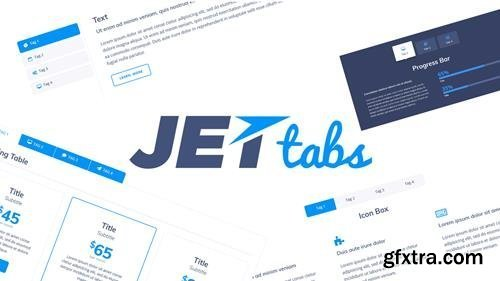 JetTabs v2.1.3 - Tabs & Accordions for Elementor Page Builder